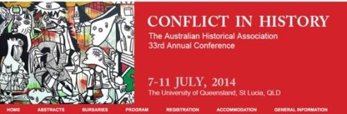 AHA conference header